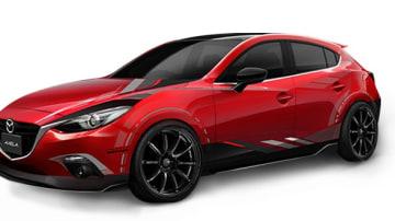 2014 Tokyo Auto Salon - Mazda Concepts