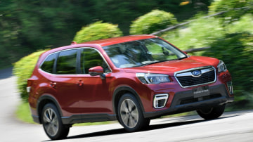 A new Subaru Forester arrives in September.