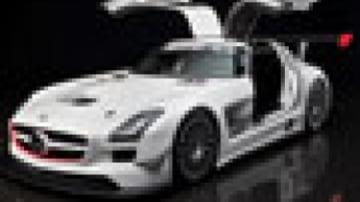 Benz's Gullwing race car