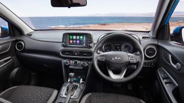 2018 Hyundai Kona Active.