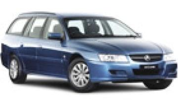 Holden Commodore wagon