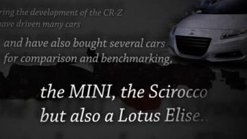 Honda CR-Z Design And Development Processes Described In New Video
