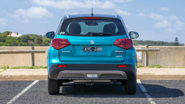 Suzuki Vitara Turbo 2019 Wagon Review
