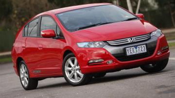Honda Insight VTi-L Review