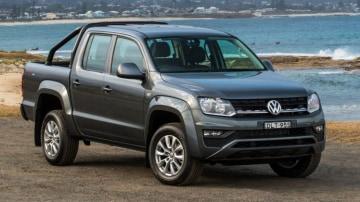 2017 Volkswagen Amarok Core Plus.