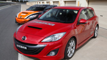 Additional turbo boost transforms the already frenetic Mazda3 into a seriously hot hatch.