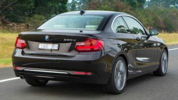 BMW 220d.