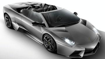 Lamborghini Reventon Roadster Officially Revealed Ahead Of Frankfurt Debut
