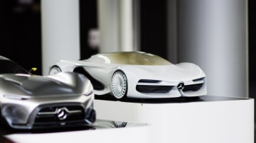 Did Mercedes-Benz Just Reveal The AMG Project One Hypercar?