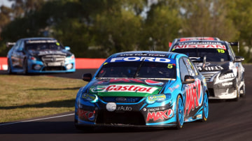 Ford has cut ties with its V8 Supercars team.
