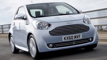 Aston Martin Kills Cygnet City Car