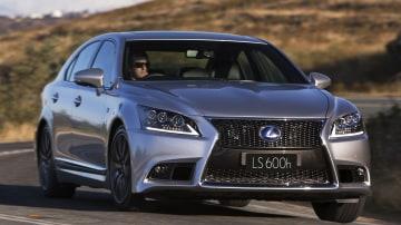2013 Lexus LS On Sale In Australia