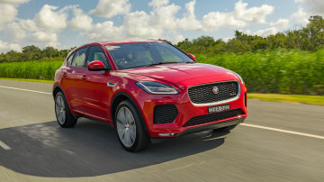 Jaguar has sharpened its claws