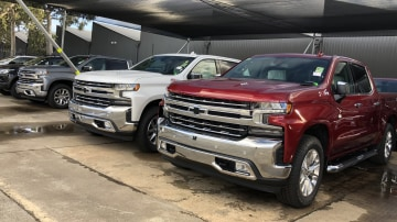 GMSV kicks off with fresh Chevrolet Silverado 1500 stock, no price change despite factory backing