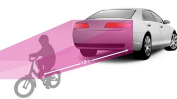 Family Cars Offer Poor Rear Visibility: NRMA