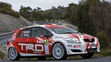 Team TRD Rally Has 2008 ARC Title In Sights