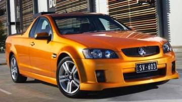 Holden VE SV6 Ute