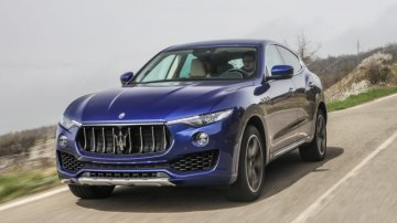 The all-new Maserati Levante is due in Australia in December 2016.
