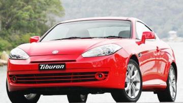 Hyundai Tiburin