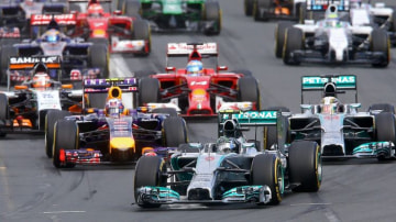 Melbourne's F1 Grand Prix will be held on March 12 to 15.