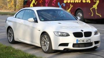 2010 BMW M3 Cabrio Update Spied, 2010 BMW X5 Update Previewed