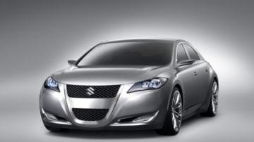 2010 Suzuki Kizashi To Debut At Los Angeles Motor Show