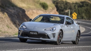 2018 Toyota 86 with Performance Kit.