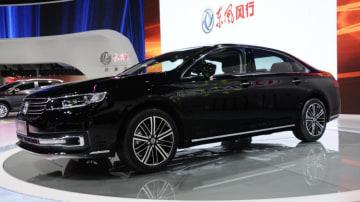 2015 Shanghai motorshow: Dongfeng Number 1.