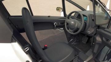Toyota i-Road.