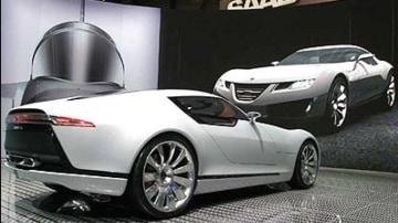 Saab Aero X
