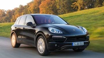 Porsche Cayenne S Diesel.