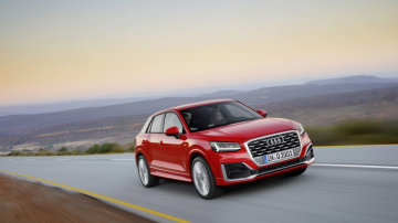 Audi to target the Mercedes-Benz GLA with its all-new Q2 compact SUV.