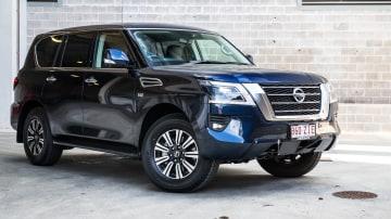 2020 Nissan Patrol Ti review