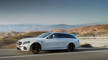 2017 Mercedes-AMG E63 Estate revealed