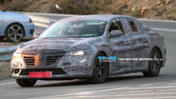 New Renault Laguna: Latitude Replacement Spied Testing In Europe