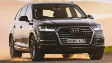 2015 Audi Q7 first drive review
