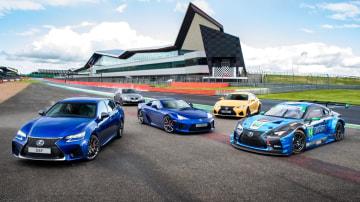 Lexus moving to hybrid performance models