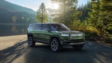 Tesla rival Rivian reveals new SUV