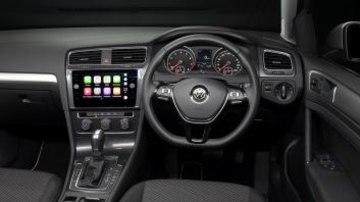 2017 Volkswagen Golf 7.5. 2017 Volkswagen Golf Trendline.