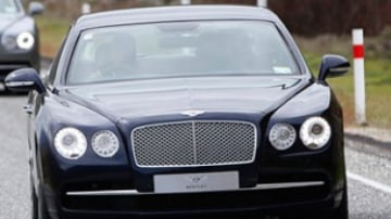 Driven: Bentley Flying Spur