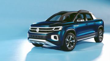 VW Tarok unveiled in Brazil
