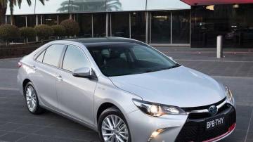 New Toyota Camry Hybrid Commemorative Edition Revealed