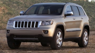 2011 Jeep Grand Cherokee Destined For Australian Launch Late 2010