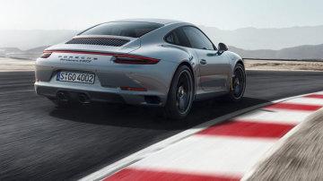 2017 Porsche 911 GTS.