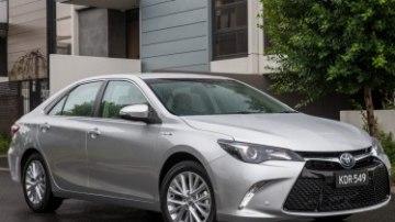 Toyota Camry Atara SL: she says, he says review