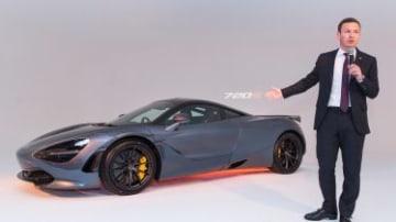 McLaren 720S priced from $490k