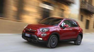 The Fiat 500X is part of the new breed of compact SUVs.