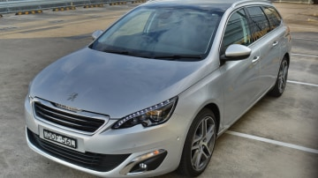 2017 Peugeot 308 Allure Touring HDi REVIEW - Well Equipped Small Wagon Is A Tempting Proposition