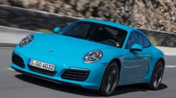 Porsche brings updates to turbo Carrera range