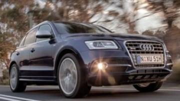 Quick spin: Audi SQ5